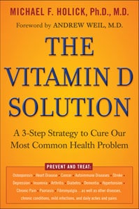 Book of the Month Vitamin D Solution