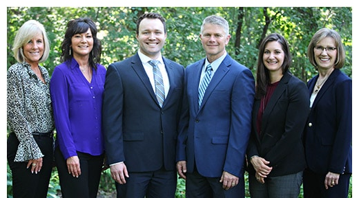 Chiropractor Burnsville MN David Geary and the Team
